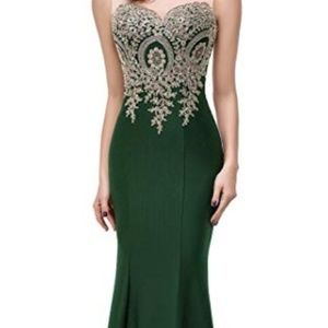 Mermaid Evening dress